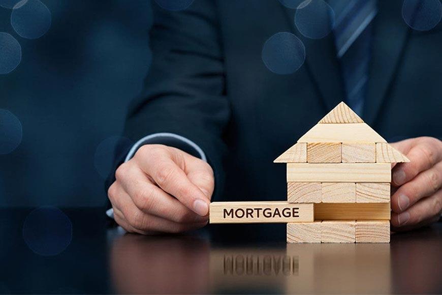 What are non-resident mortgages?