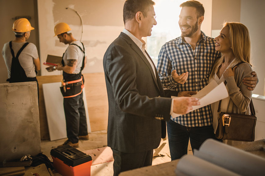How do new construction mortgages work?