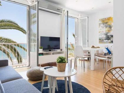 Can you sell an apartment with tenants inside?